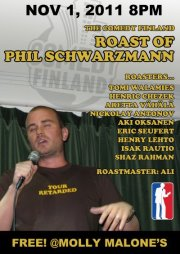 Roast of Phil Schwarzmann